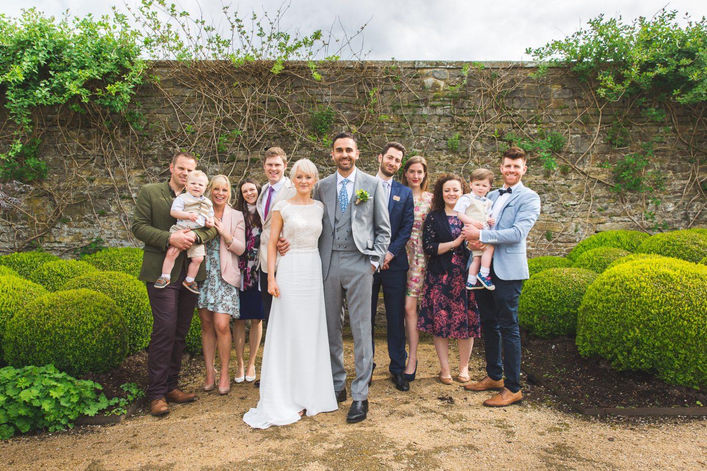 Utopia Brought Hall Skipton wedding photographer
