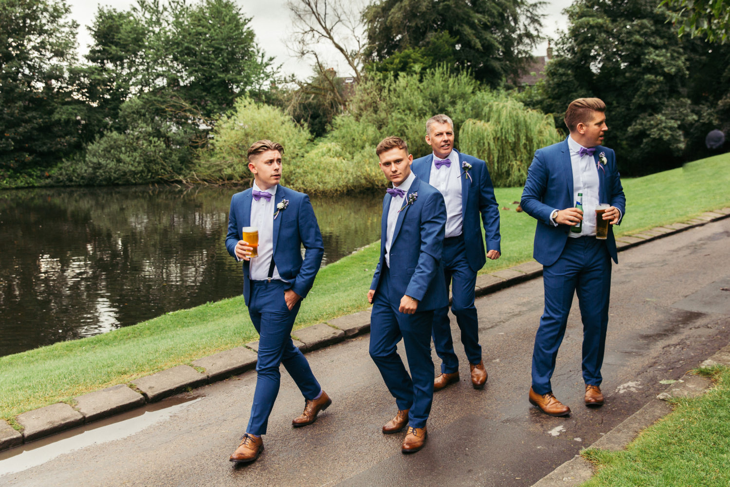 East Riddleston hall wedding photographer