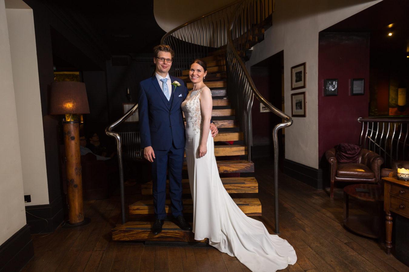 Hotel Du Vin Wedding Photographer