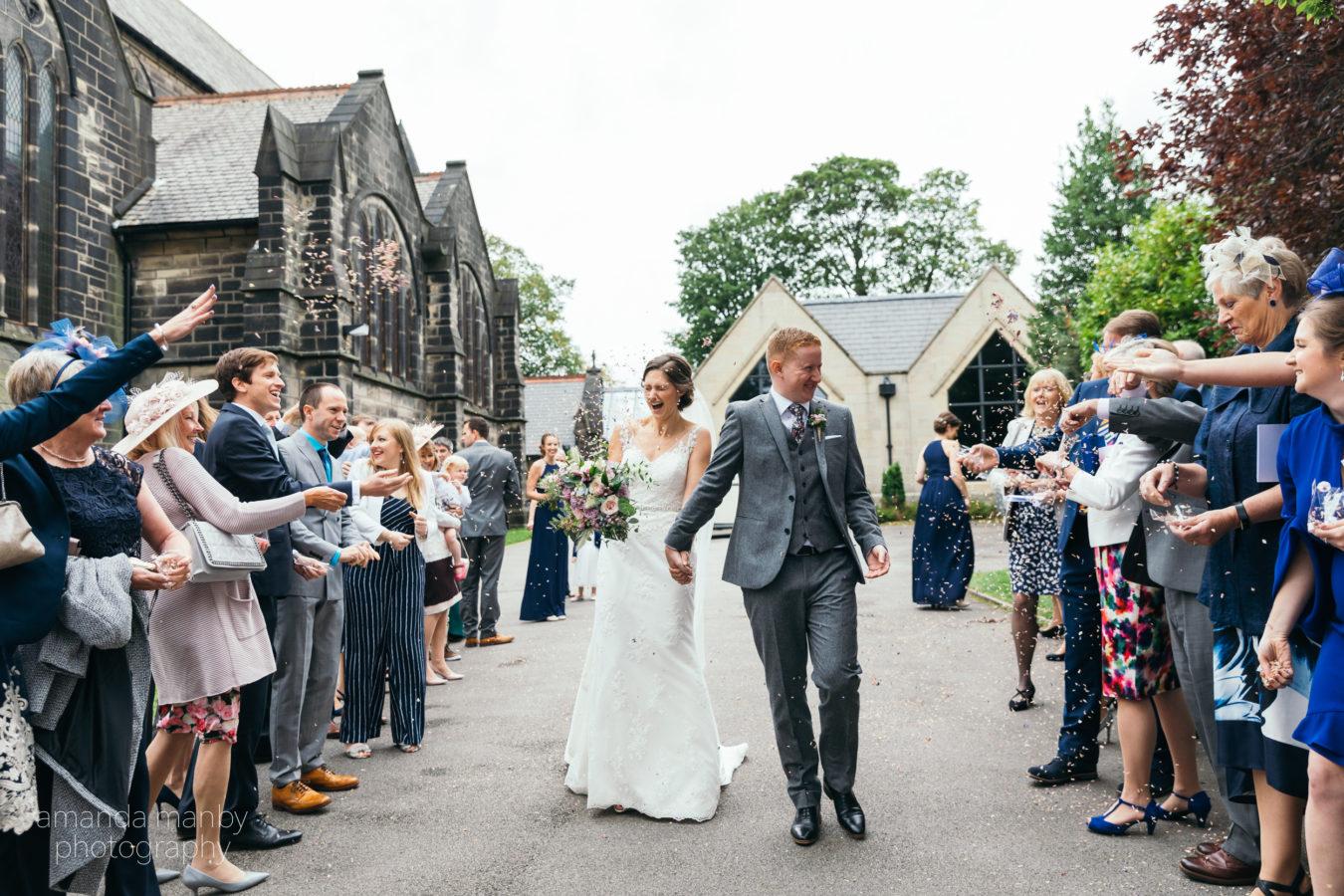 Harrogate Sun Pavilion wedding photographer