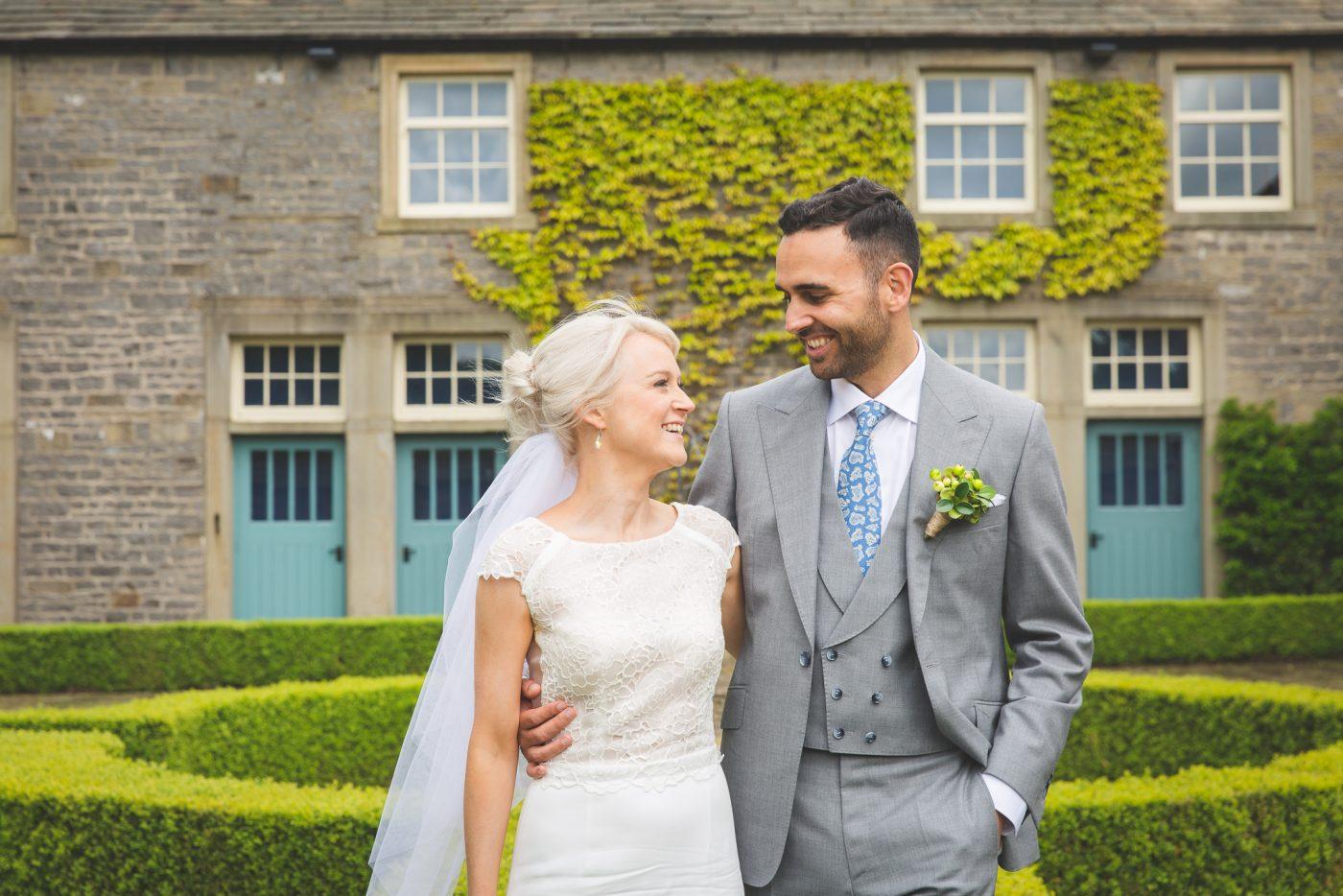 Utopia Broughton Hall Skipton wedding photographer