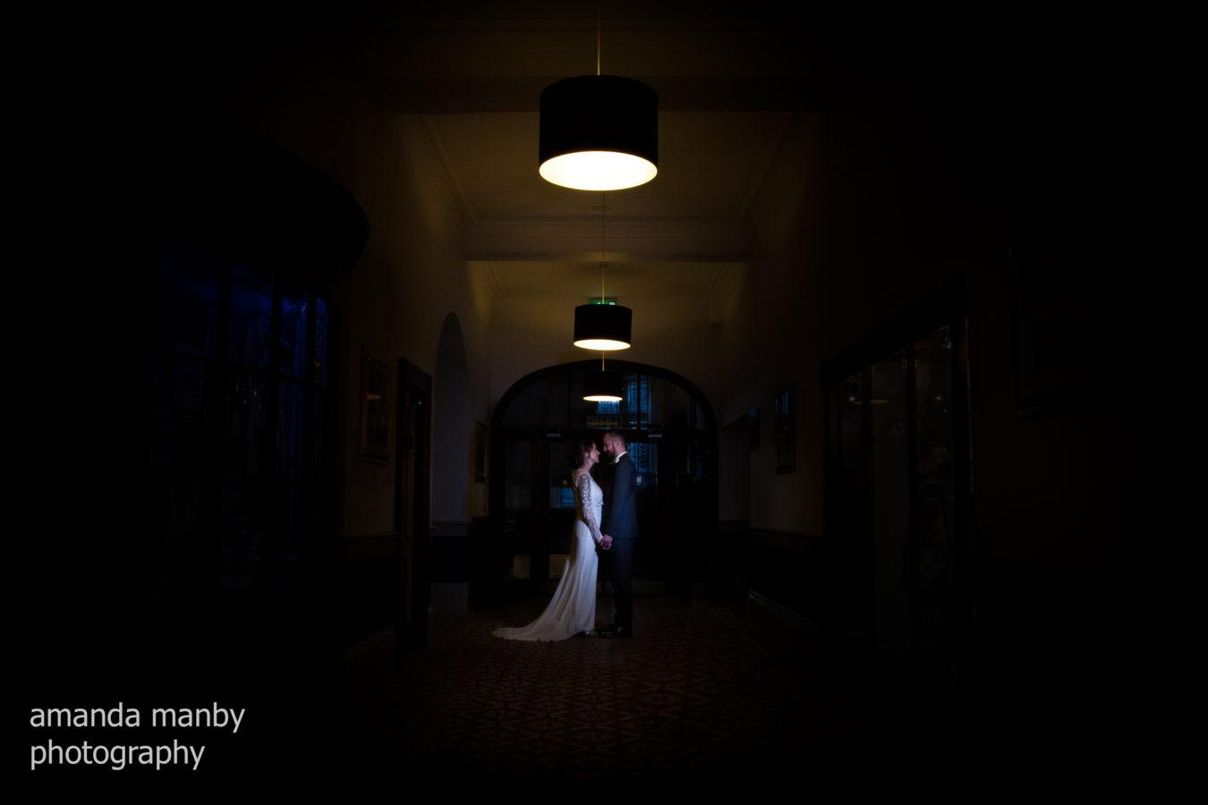 Creative wedding photography harrogate