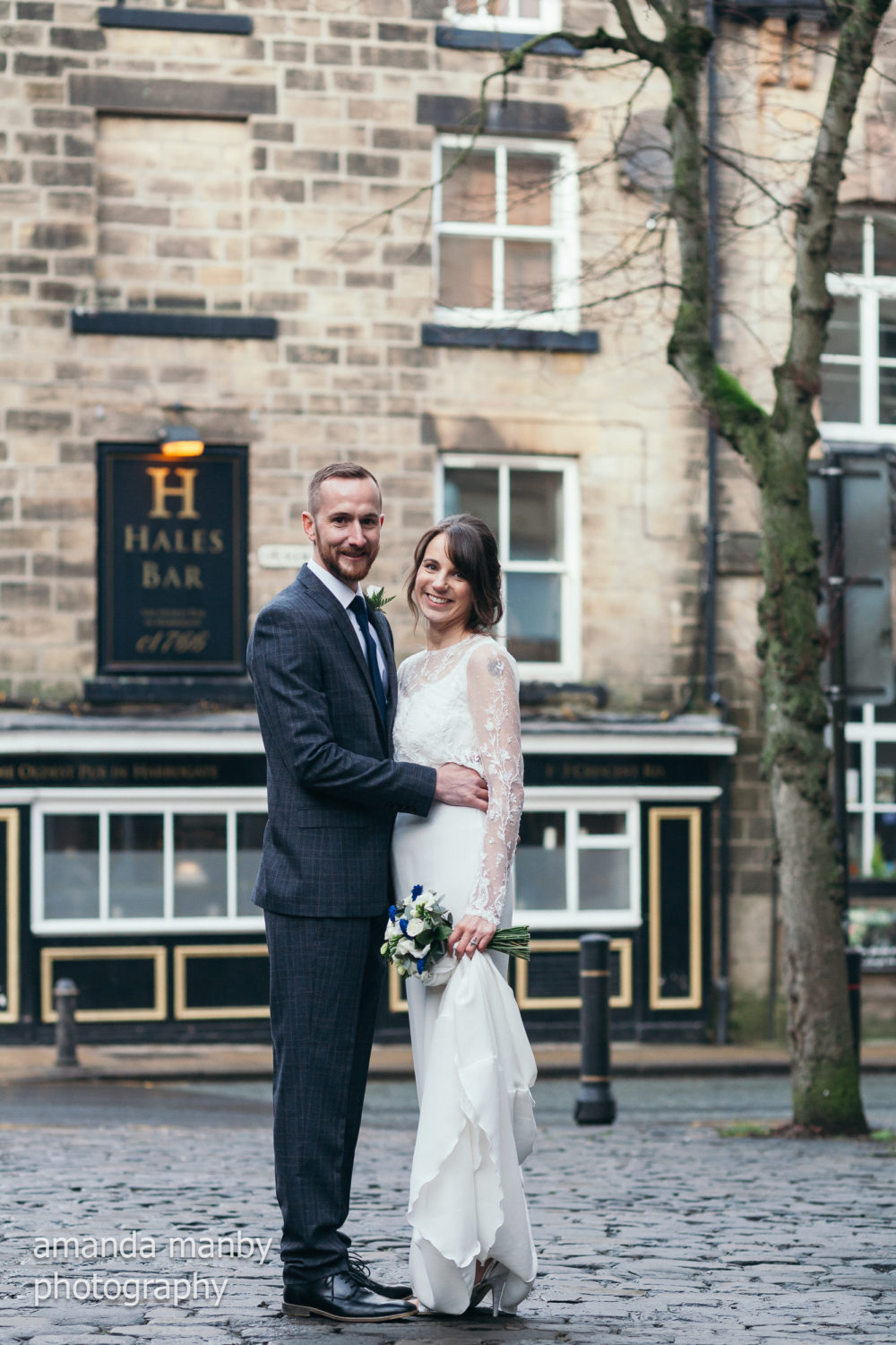 Crown Hotel Harrogate Wedding photographer
