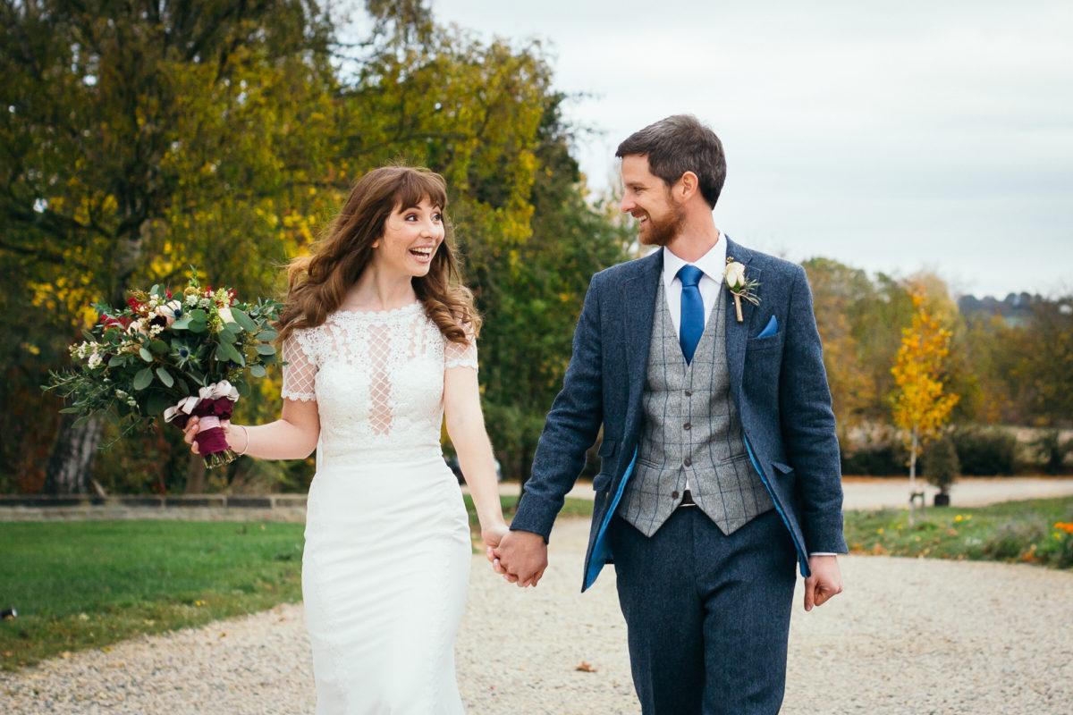Wharfdale Grange wedding photographer images