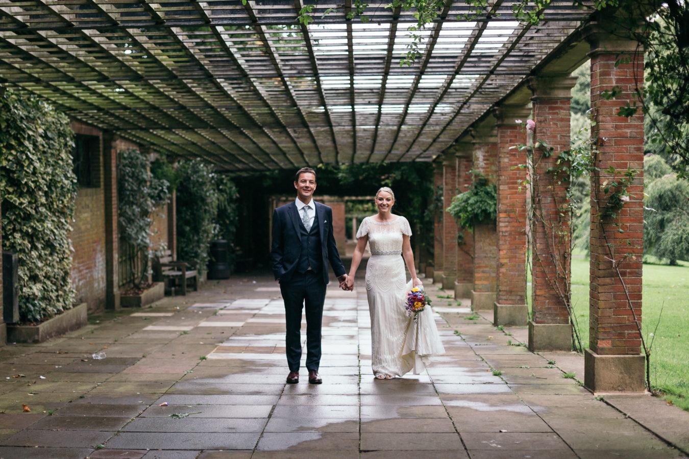 Sun Pavilion Harrogate wedding