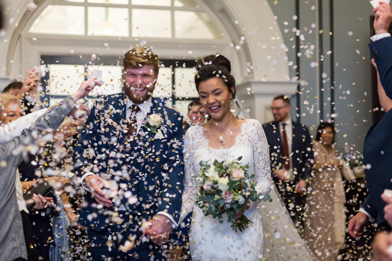 Oulton Hall Leeds Wedding photographer