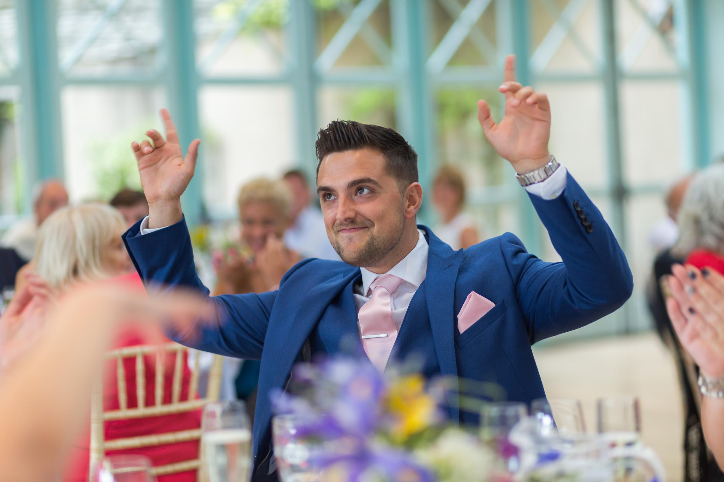Harrogate Sun Pavilion Weddings