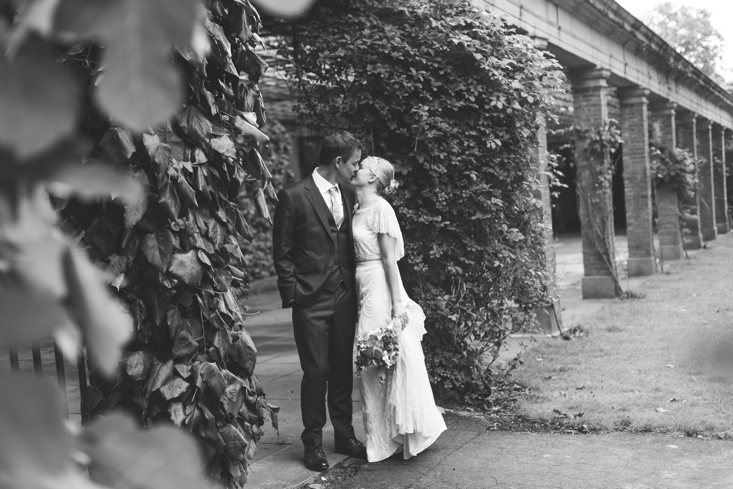 Harrogate Sun Pavilion wedding