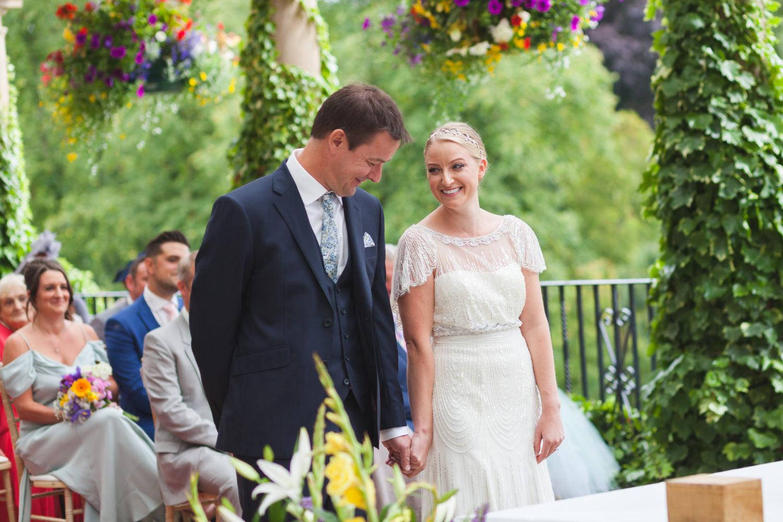 Sun Pavilion wedding harrogate