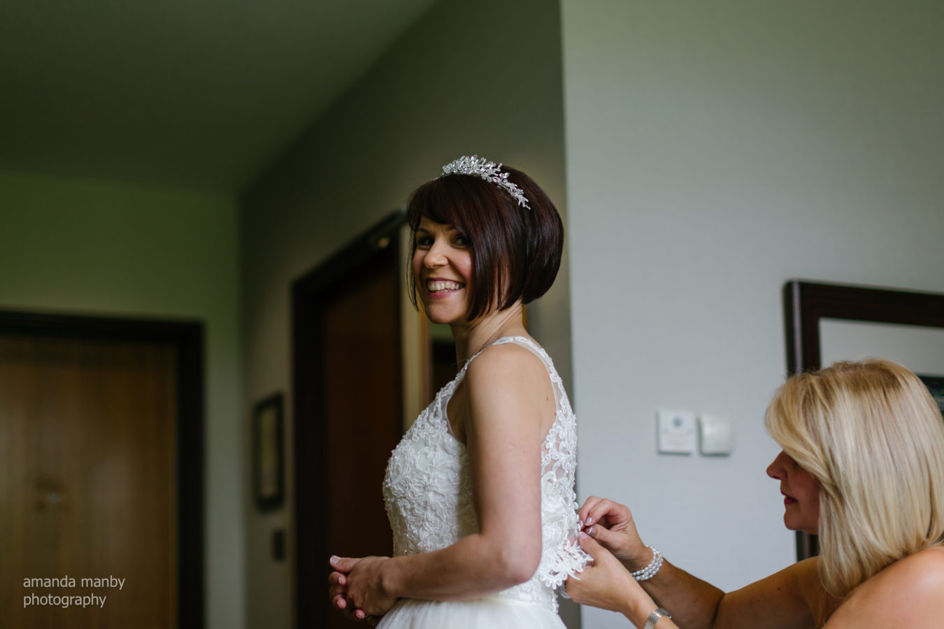 Cedar Court Hotel Harrogate wedding